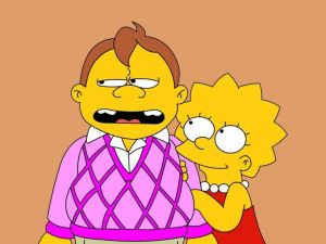 Lisa and Nelson