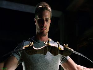 Oliver Queen is Arrow