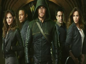 "Characters from the TV series ""Arrow"""