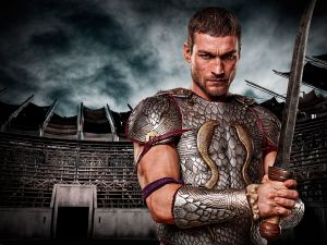 The gladiator Spartacus