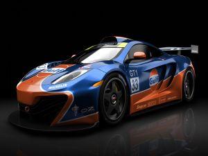 McLaren GT1
