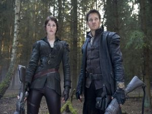 "Protagonists of ""Hansel and Gretel: Witch Hunters"""