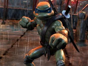 "Leonardo in ""Teenage Mutant Ninja Turtles"""
