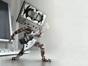 Heavy cassette