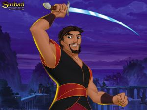 Sinbad, the legend of the seven seas