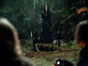 "A witch in ""Hansel & Gretel: Witch Hunters"""
