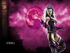 Sindel, Mortal Kombat Deception