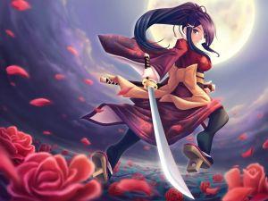 Manga warrior