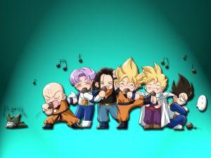 The Singers of Goku