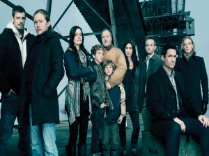"Characters from the series ""The Killing"""