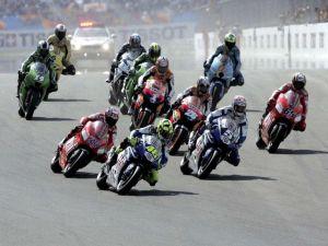 Moto GP Race