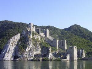 Fort Golubac (Golubacki Grad) in Serbia