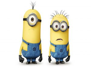 "Characters in ""Despicable Me 2"""