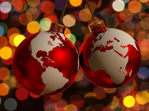 The world in Christmas