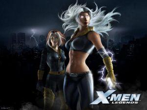Storm, X-Men Legends