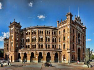 "Bullring of ""Las Ventas"", Madrid"