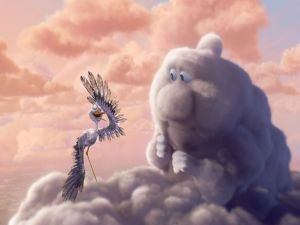 Cloud traveler