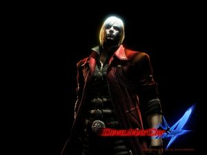 "Dante ""Devil May Cry 4"""