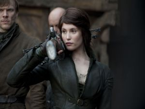 "Gemma Arterton in ""Hansel & Gretel: Witch Hunters"""