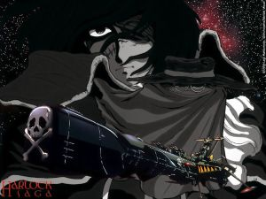 Captain Harlock wallpapers