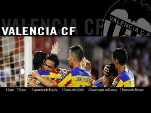 Titles won by Valencia CF