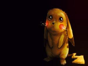 Tender Pikachu
