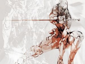 Grey Fox, Metal Gear Solid