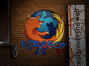 Firefox Graffiti