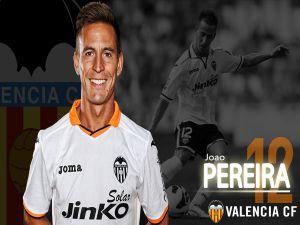Joao Pereira, player of Valencia CF