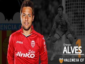 Diego Alves, goalkeeper of Valencia CF