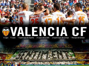 The Valencia Football Club