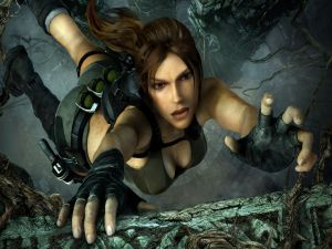 Tomb Raider, in the edge of the abyss