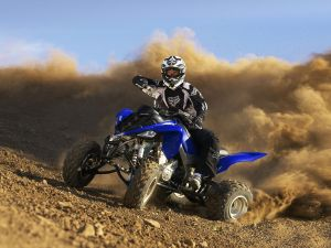 Yamaha ATV Raptor