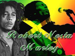 Robert Nesta Marley