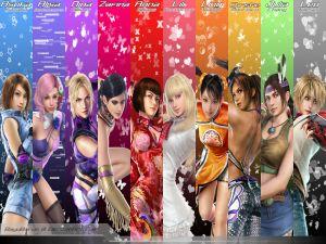 Tekken 6 Girls