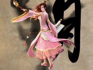 Yue (Warriors Orochi 3)