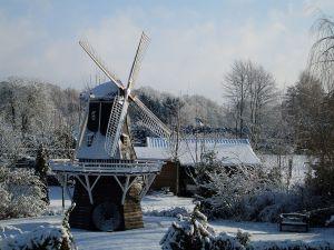 Windmill De Lelie in Aalten (Netherlands)