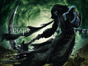 Death, Dante's Inferno