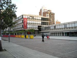 Roberto Fontanarrosa Cultural Center (Rosario, Argentina)