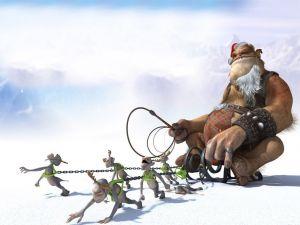 Christmas Ogre