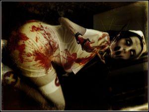 Diabolical nurse