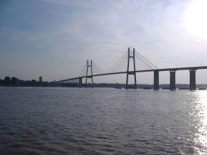 Rosario-Victoria Bridge (Argentina)