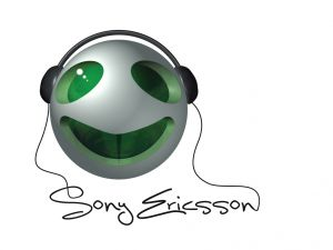 Sony Ericsson, listening to music