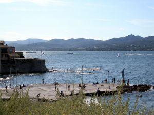 Bay of Saint-Tropez