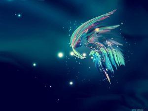 Astral rainbow