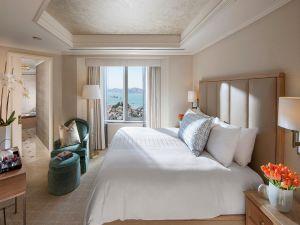 A distinguished bedroom