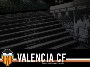 Mestalla Stadium Stairs