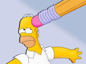 Deleting to Homer