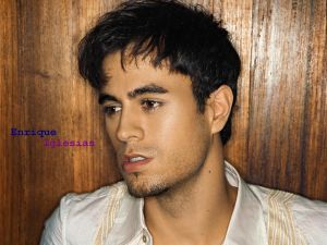 Enrique Iglesias very young