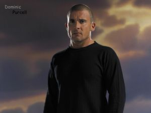 The actor Dominic Purcell